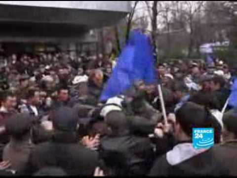 France24: Report 1, Revolution in Kyrgyzstan