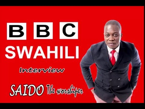 INTERVIEW WITH BROTHER SAIDO ON SWAHILI BBC RADIO