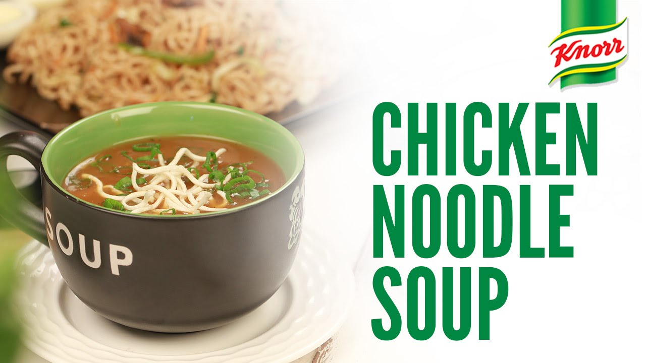 Knorr Chicken Soup Chicken Noodle Soup by Knorr