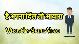 download lagu Best Attitude Whatsapp Status   Apna Dil To gratis