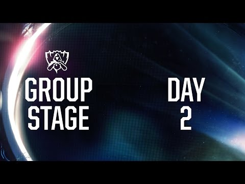 Worlds Tonight 2016: Group Stage Day 2