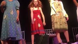 CTG's Annie kids 8/13/17 Maybe/Hard Knock Life