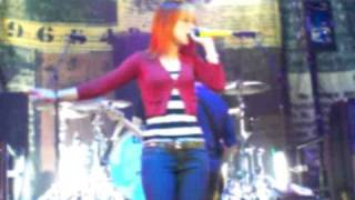 Paramore - Ignorance Houston Texas May 31st 09