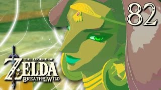 ZELDA BREATH OF THE WILD #82 : SAGESSE D'UNE PRODIGE !