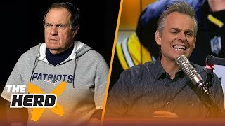 4 reasons the Patriots will beat the Steelers during Week 15 | THE HERD
