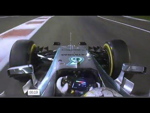 F1 2015 Abu Dhabi GP Lewis Hamilton team radio