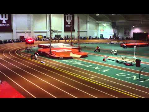 Hoosier Open Men's 5,000m Invitational - Hill 13:43.52