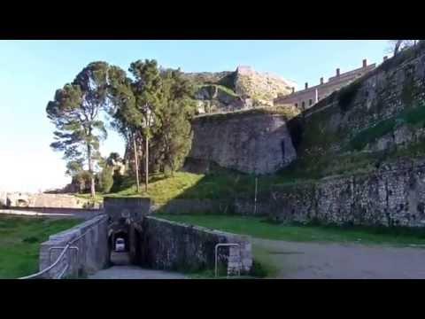 Η ανεξερεύνητη πολιτιστική κληρονομιά. Φρούρια - Υπόγειο Οχυρό Κέρκυρας
