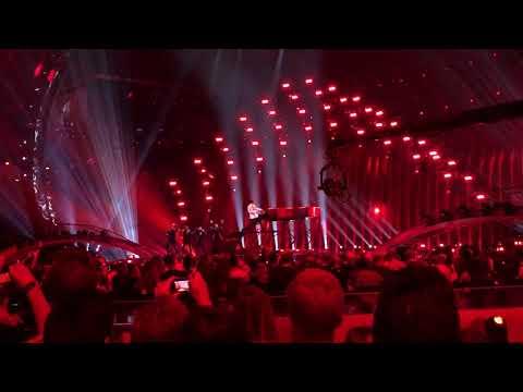 Eurovision 2018: Melovin - Under the Ladder (DR SMF 2 for Jury)