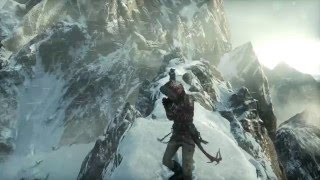 Rise Of The Tomb Raider with GTX 970 [graphics maxed out]  (60 hz) (german dub)