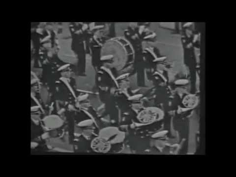 The Inauguration of President Johnson, 1/20/1965.