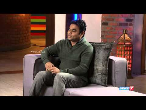 Isaipongal : Interview with AR Rahman (1/6)