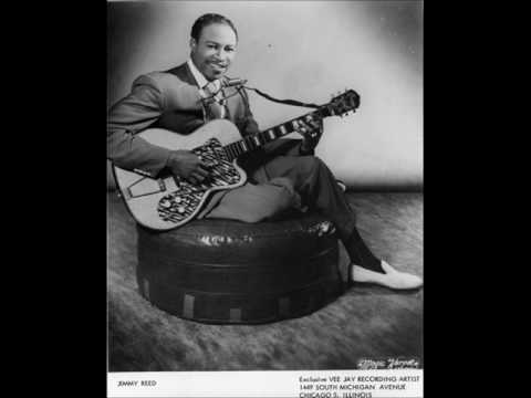 Jimmy Reed - Cant Stand To See You Go