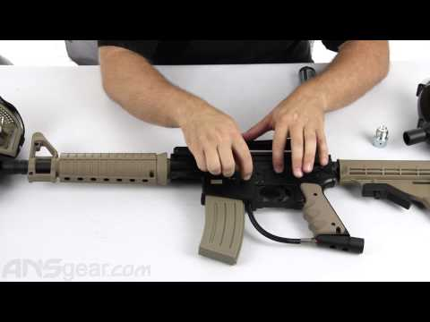 JT Tactical Ready To Play Paintball Gun Kit - Review