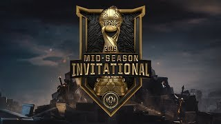 Mid Season Invitational 2019 | Group Stage | Day 3