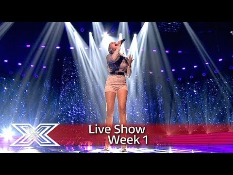 Can Saara keep her place in competition with Alive | Results Show 1 | The X Factor UK 2016