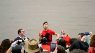 Markiplier Indy Pop Con Panel best of