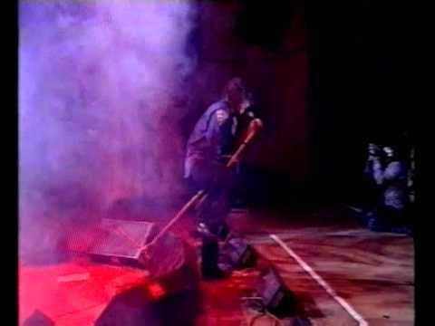 Мумий Тролль - Инопланетный гость (Live @ ДК Горбунова 1998)
