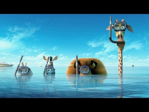 Madagascar 3: Europe's Most Wanted Movie Trailer HD