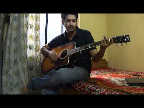 Guitar- Tu Jane Naa, Ajab Prem Ki Gajab Kahani video