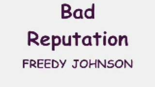 Watch Freedy Johnston Bad Reputation video