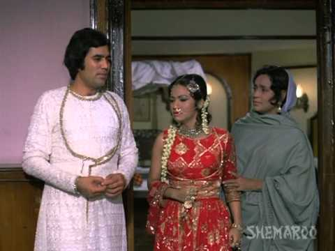 Roti - Part 12 of 15 - Rajesh Khanna - Mumtaz - Hit Drama Movies...