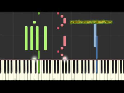 Marian Hill - Down synthesia