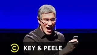 Key & Peele_ Tim Cook Meltdown at iPhone 5 Launch