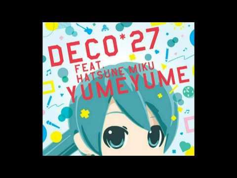 03. ゆめゆめ (sasakure.UK ElectricSheep Remix) Feat. Hatsune Miku [HD 1080P]