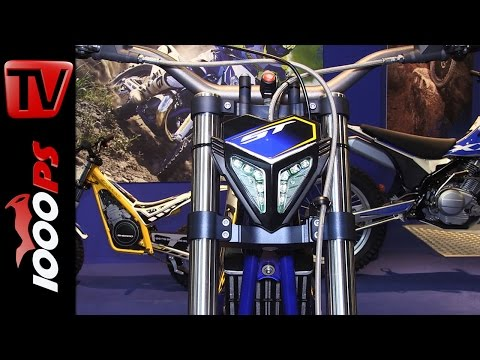 Sherco 250 ST 2015 | Neue Trialmodelle