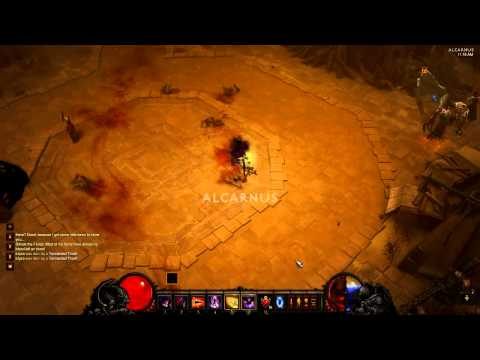 Diablo 3 Tutorial: FAST FARMING Inferno Chest II [Act 2] (Nerfed/Fixed)