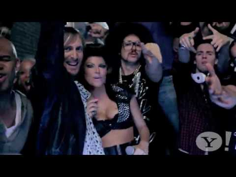 David Guetta Feat Chris Willis Fergie  Lmfao - Gettin Over You  Hd Video Remix- Promotion Only video