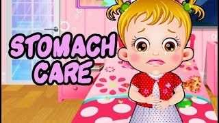Baby Hazel Stomach Care | Fun Game Videos By Baby Hazel Games