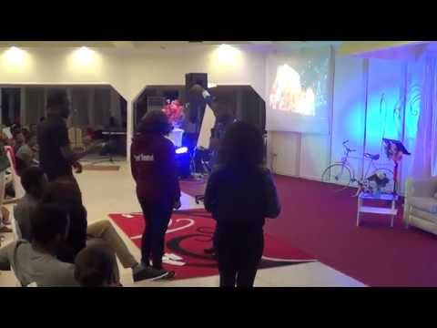 Apst. Anyi Obi- Living In Your Future (prohetic service) 1-APR-15