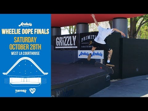 Diego Najera Andalé Wheelie Dope Finals 2017 Teaser