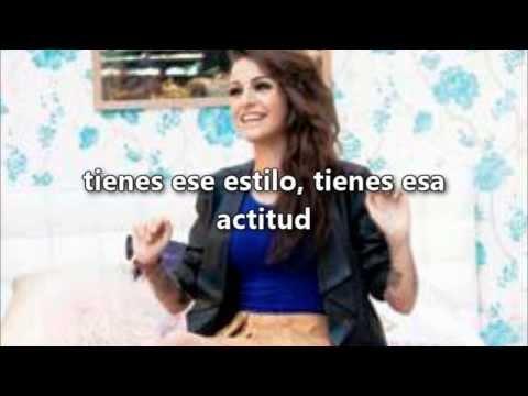 Cher Lloyd - With Ur Love (subtitulada Al Español) video