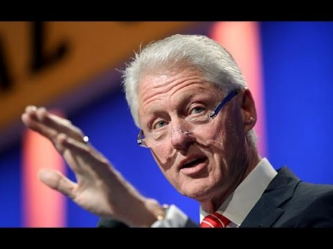 Bill Clinton Apologizes For The Drug War... Kind Of