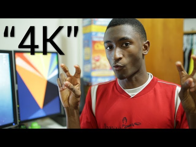 4K Video: Explained!