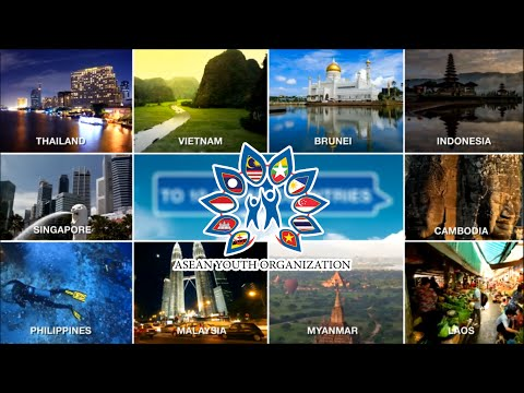 ONE ASEAN | ASEAN Theme Song 2015 | ASEAN Youth Organization