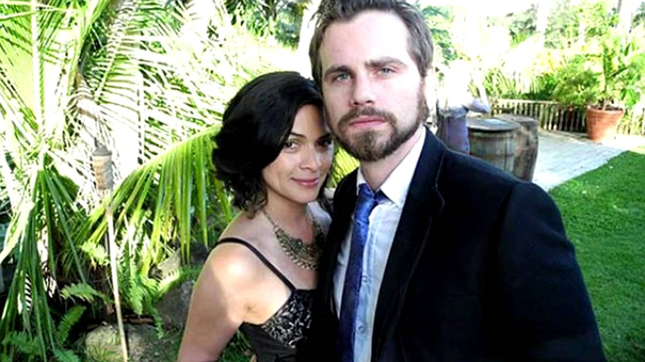 Rider Strong Wedding Star Rider Strong and Wife