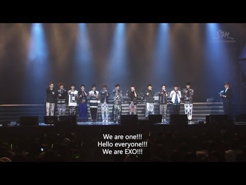 EXO_SHOWCASE HD Full version Part 1_ENG Music Videos