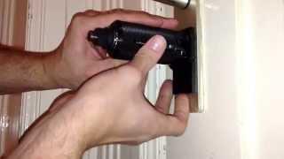 Tür öffnen (Schließzylinder Kern ziehen )Schloss knacken /öffnen
