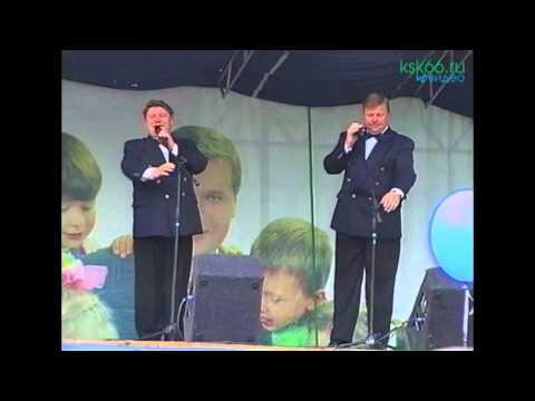 Николай Бандурин и Михаил Вашуков в Красноуфимске