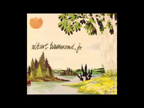 Albert Hammond Jr - Cartoon Music For Superheroes