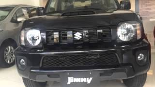 Suzuki JIMNY 4x4 2016 model