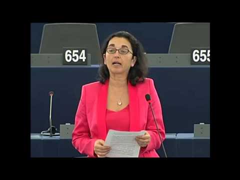 Angelika Werthmann [EN] on Eliminating gender stereotypes in the EU