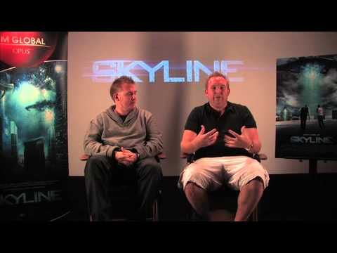Skyline - Hopscotch Films interview the cast in LA