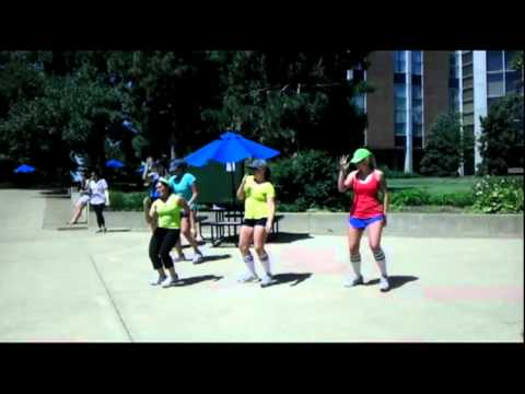 Pause (zumba Mix) By Pitbull - Do The Pause Contest At Slu And The Gateway Arch video