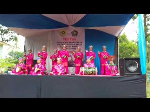 Juara 1 Kejuaran Lomba Marawis Tingkat Kab. Bogor 2016 - SDIT Daarul Fataa