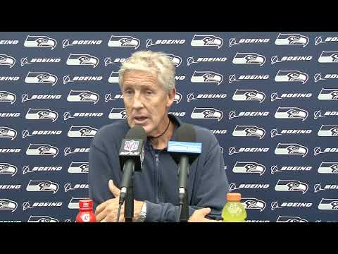 Seahawks Head Coach Pete Carroll Preseason Week 2 Press Conference
